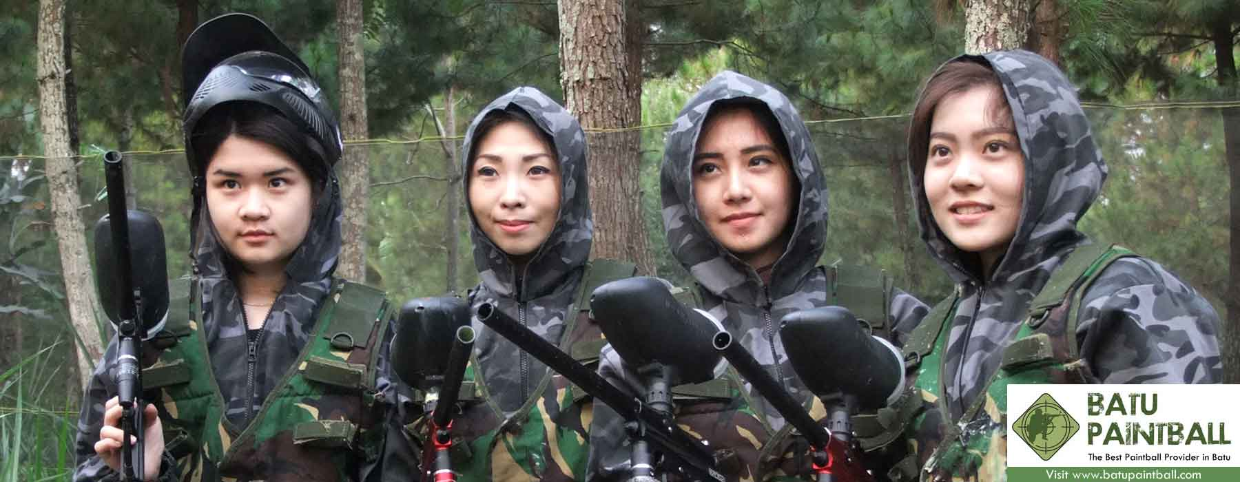 Jasa paintball di batu malang