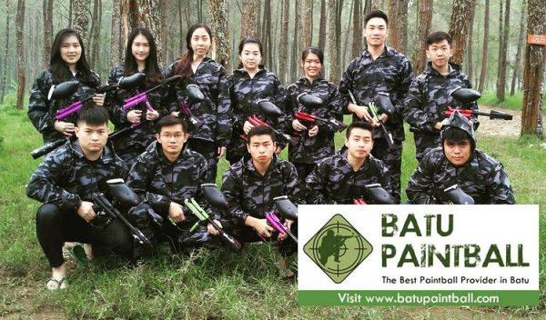BatuPaintball Corporate Package