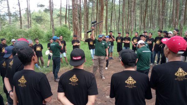 BatuPaintball Enterprise Package plus Outbound Training